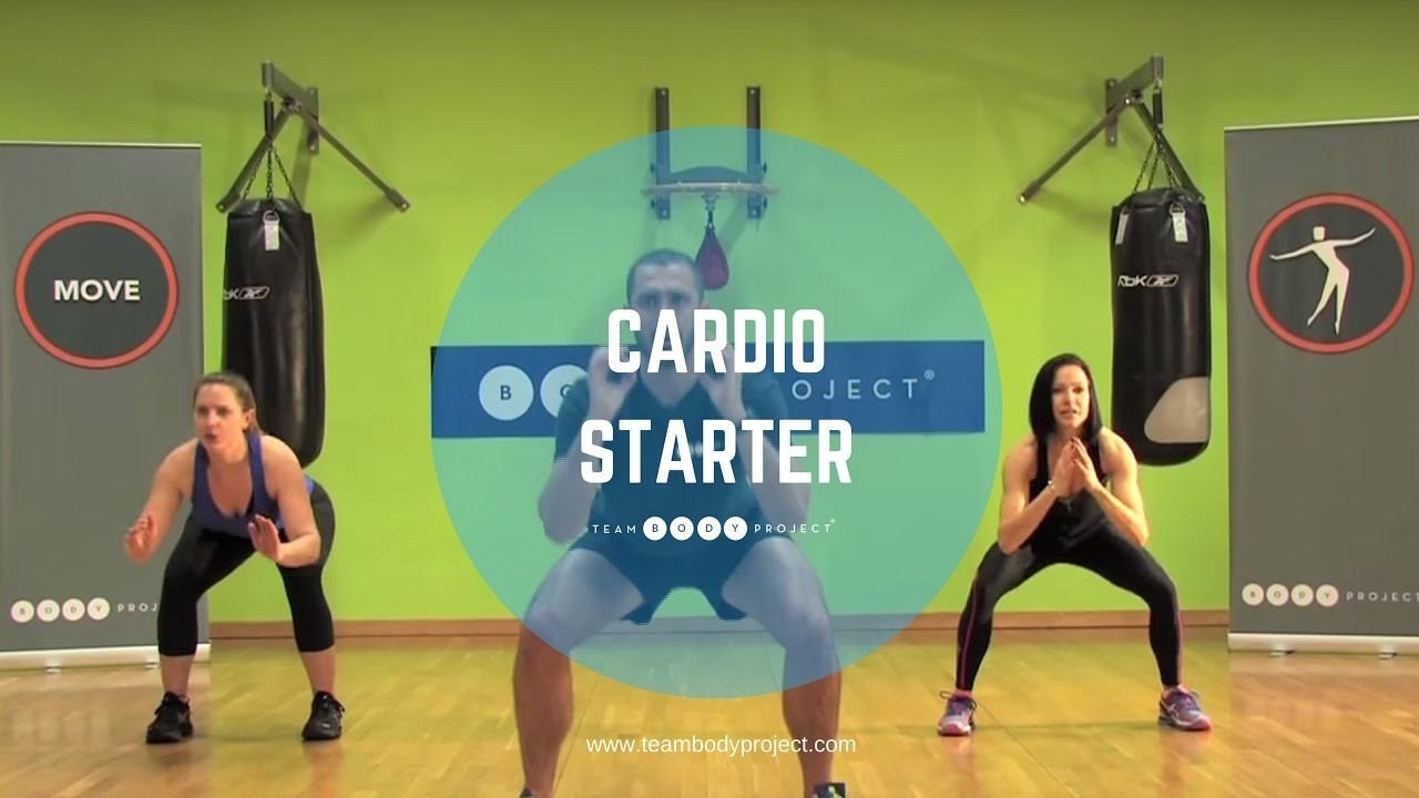 Low Impact 30 Minute Cardio Workout- Beginner/intermediate  30 Exercise Chart For Beginners