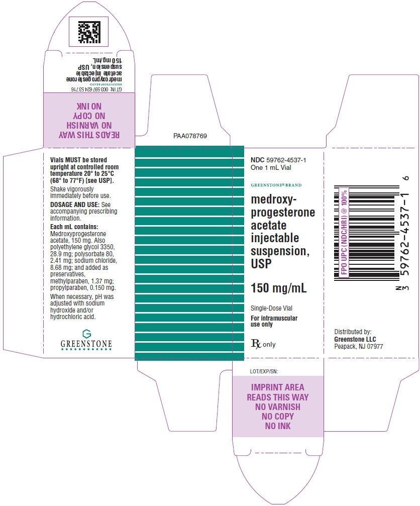 Ndc 59762-4537 Medroxyprogesterone Acetate  Ndc Code Depo Provera 2020