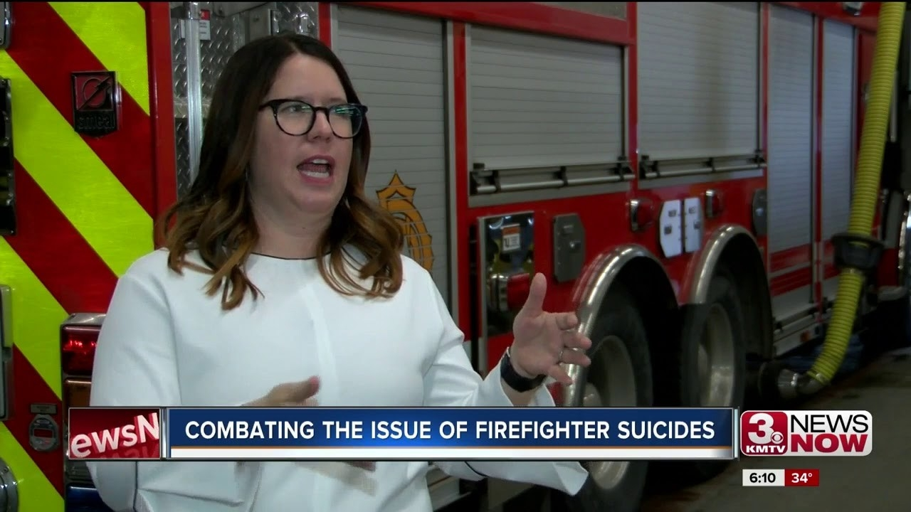 Ne Firefighter's Widow Speaks Out On Suicide | Firehouse  Omaha Fire Department Shift Schedule