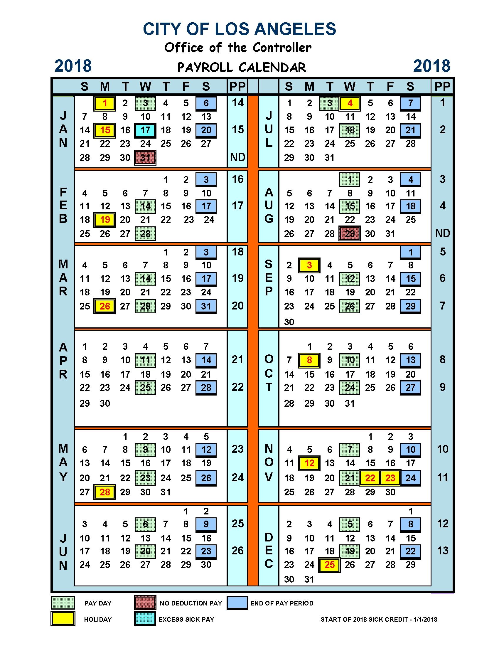 Pay Period Calendar 2019 Government | Payroll Calendars 2020  Opm Pp Calendar 2020