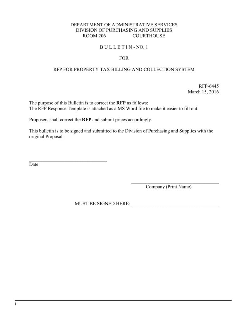 Rfp Response Template  Blank Calendar – 9 Free Printable Microsoft Word Templates – 15219