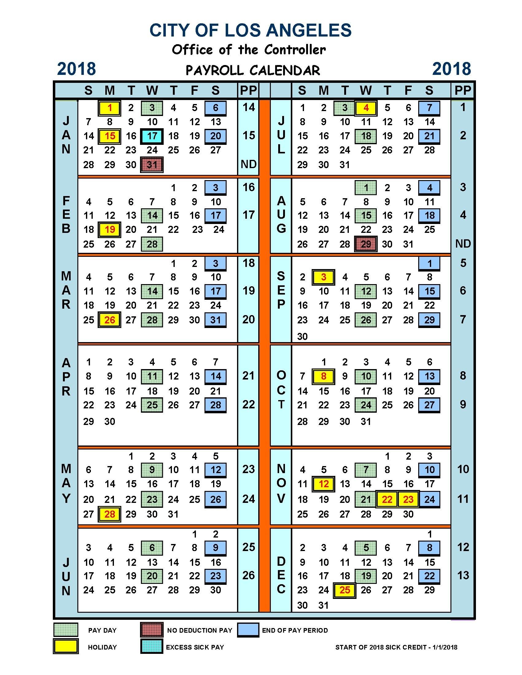 Semi Monthly Payroll Calendar 2020 - Akali  2020 Government Payroll Calendar
