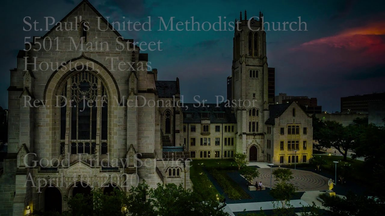 Service & Sermon Archives — St. Paul's United Methodist Church  Lectionary For 3-15-2020 In The United Methodist Chruch