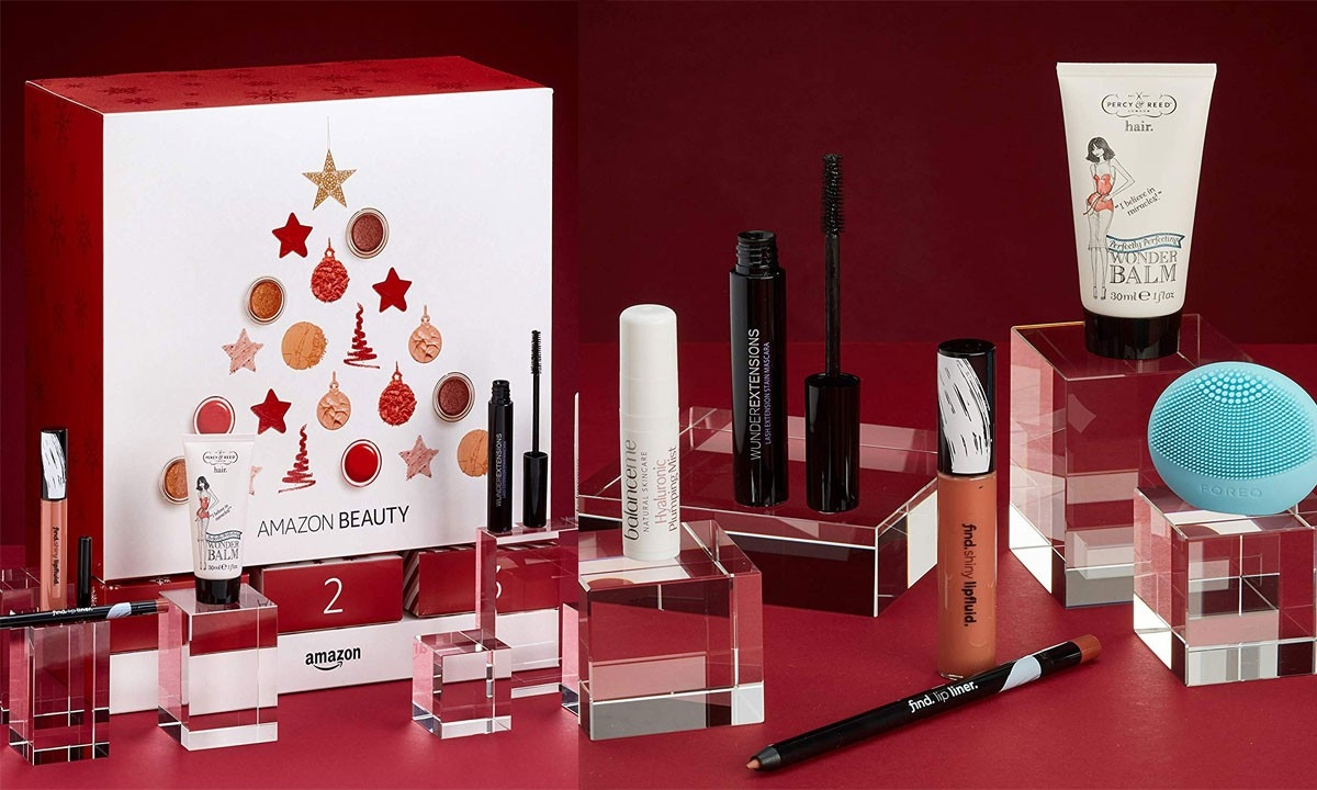 The Amazon Beauty Advent Calendar Is Back In Stock And It's  Elemis Advent Calendar For 2021