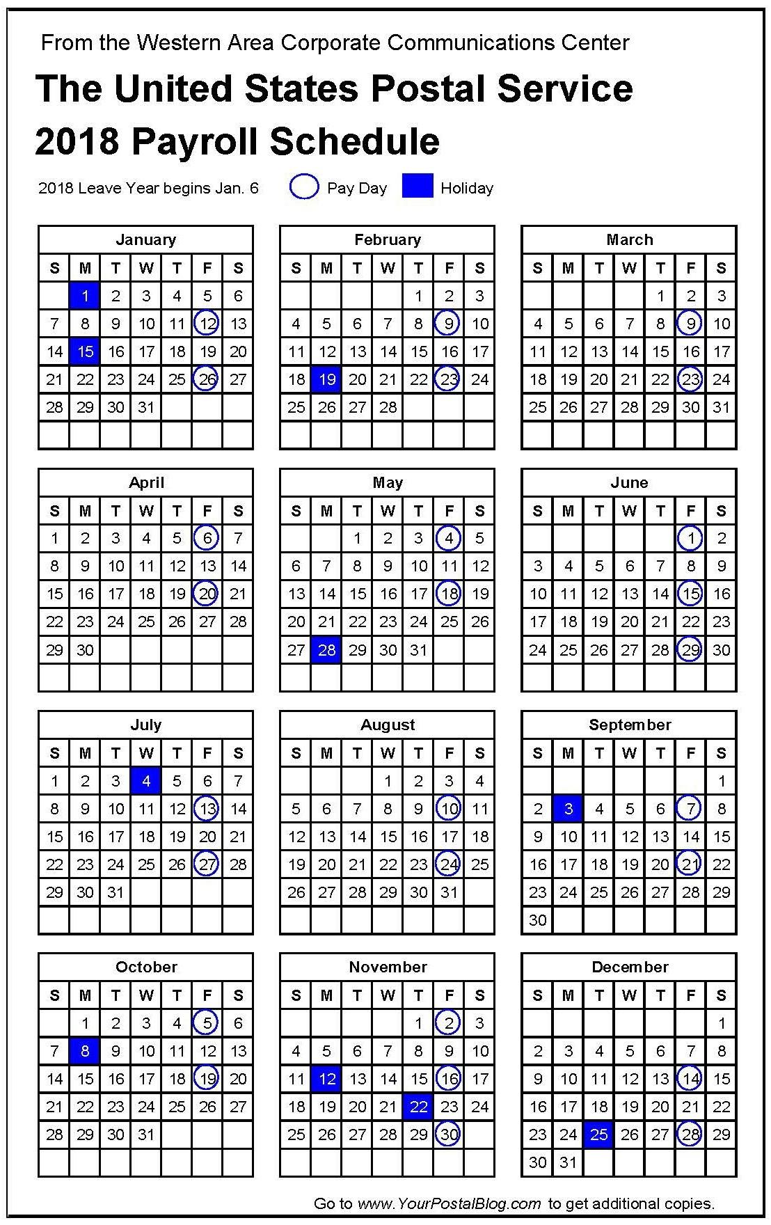 Ucsf Biweekly Payroll Calendar | Payroll Calendars 2020  Usps Payday Calendar