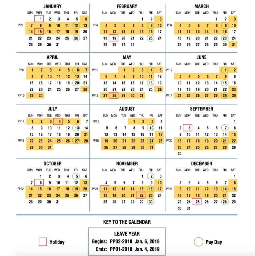 Usps Payroll Calendar 2019 – Samyysandra  Usps Payday Calendar