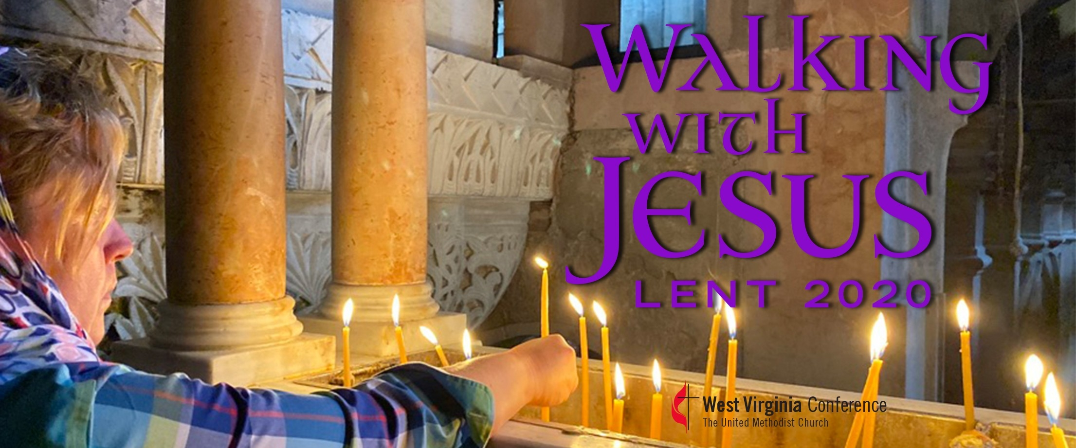 Walking With Jesus: Lent Week 3 | West Virginia Conference  Lectionary Readings 2020 United Methodist