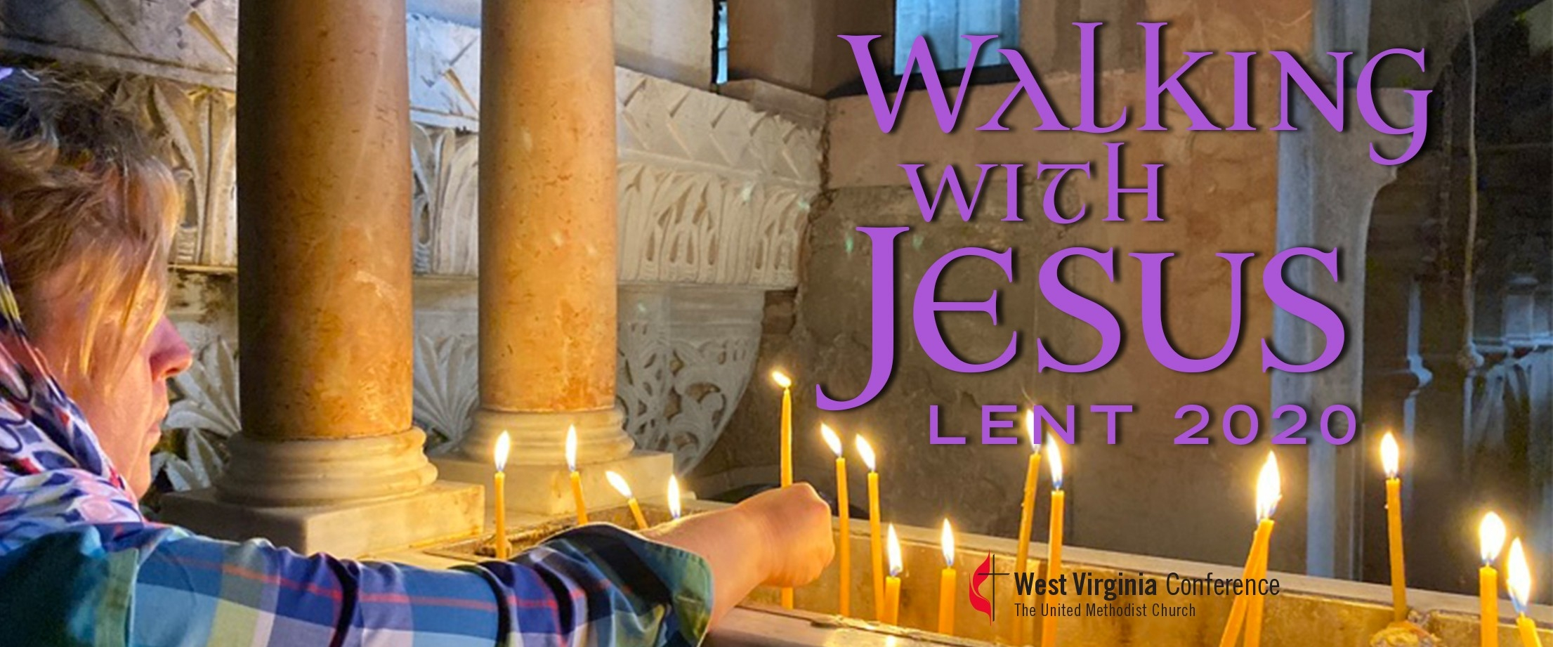 Walking With Jesus: Lent | West Virginia Conference Of The  Lent 2020 Calendar Date Umc
