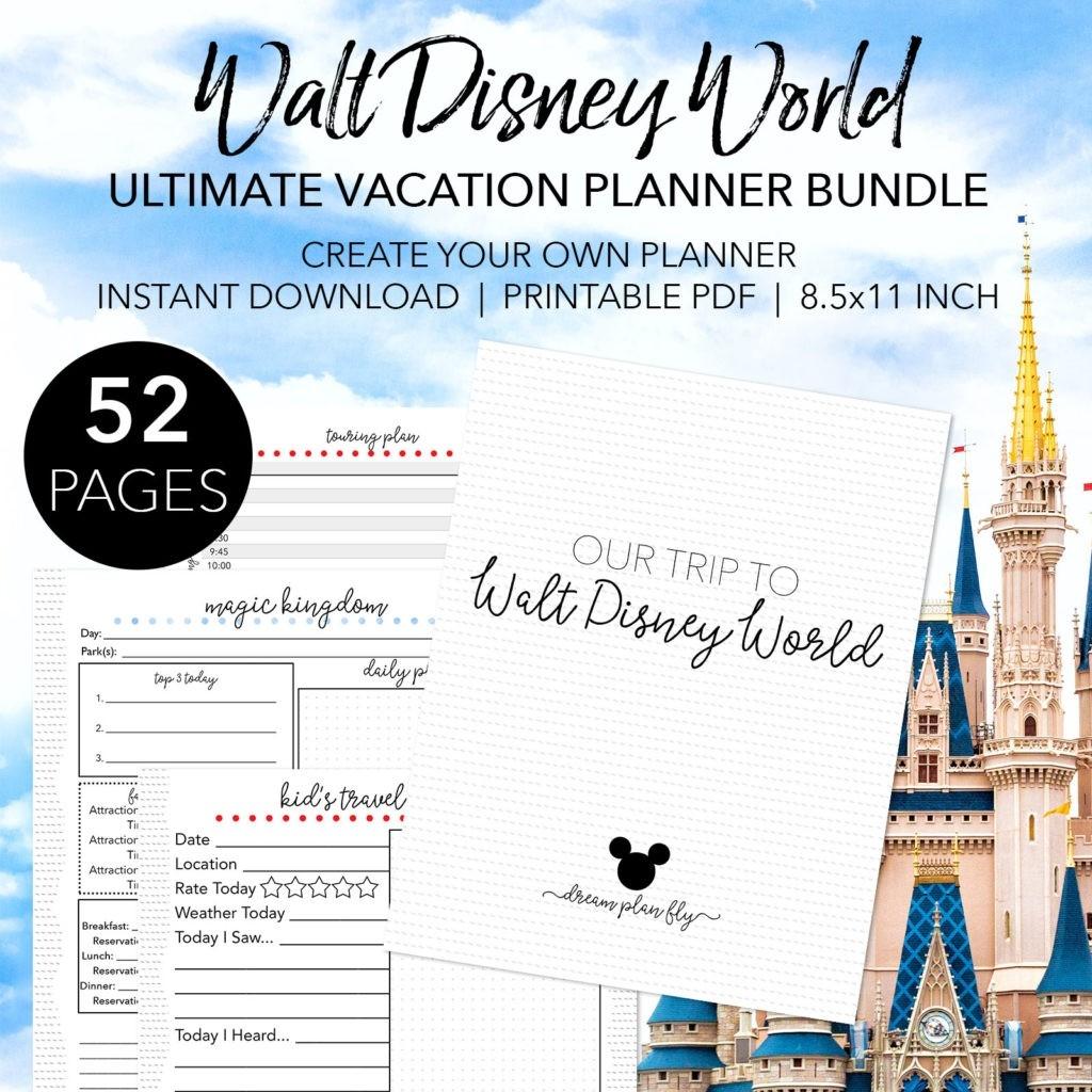 Walt Disney World Touring Plan Spreadsheet - Dream Plan Fly  List Of Disney World Attractions Excel