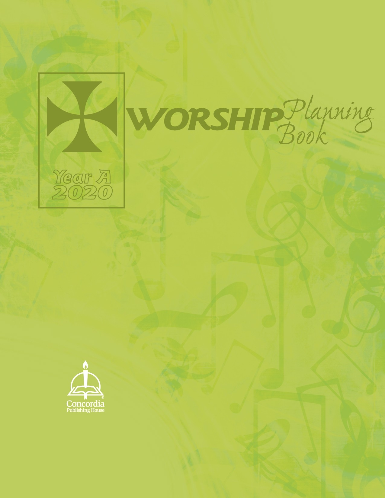 Worship Planning Book: Year A 2020 - Downloadable  Revised Common Lectionary 2020 Sunday And Special Day Only Year A Calendar