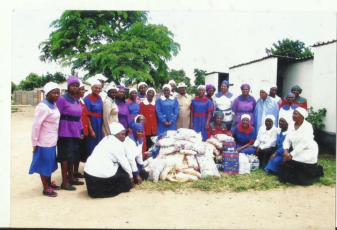 Zimbabwe 2020 - World Day Of Prayer International  W2020 Litergical United Methodist Calendar