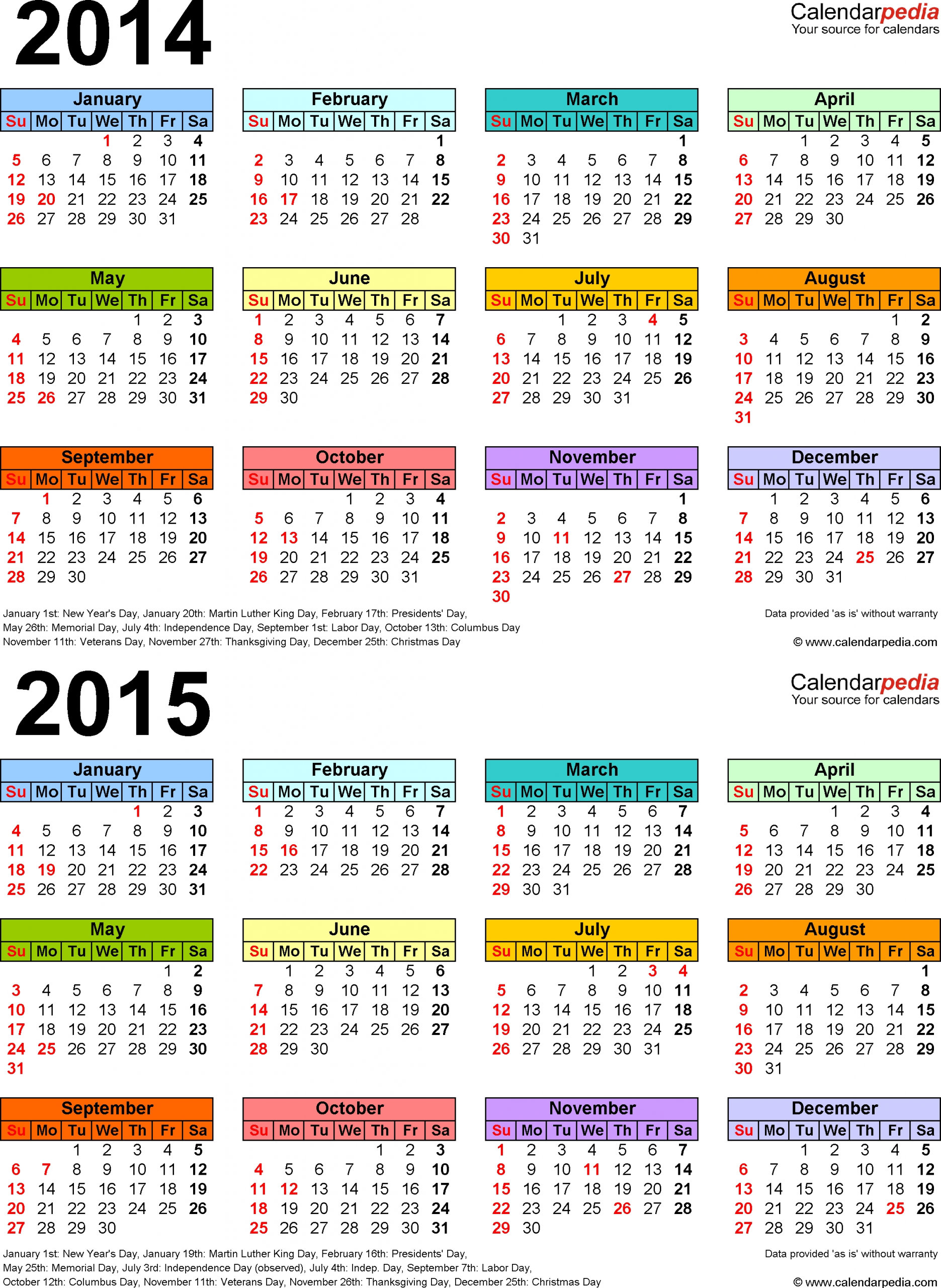 16 Blank Calendar Template 2014 2015 Images - August 2015  2014-2015 Financial Year Calendar Australia