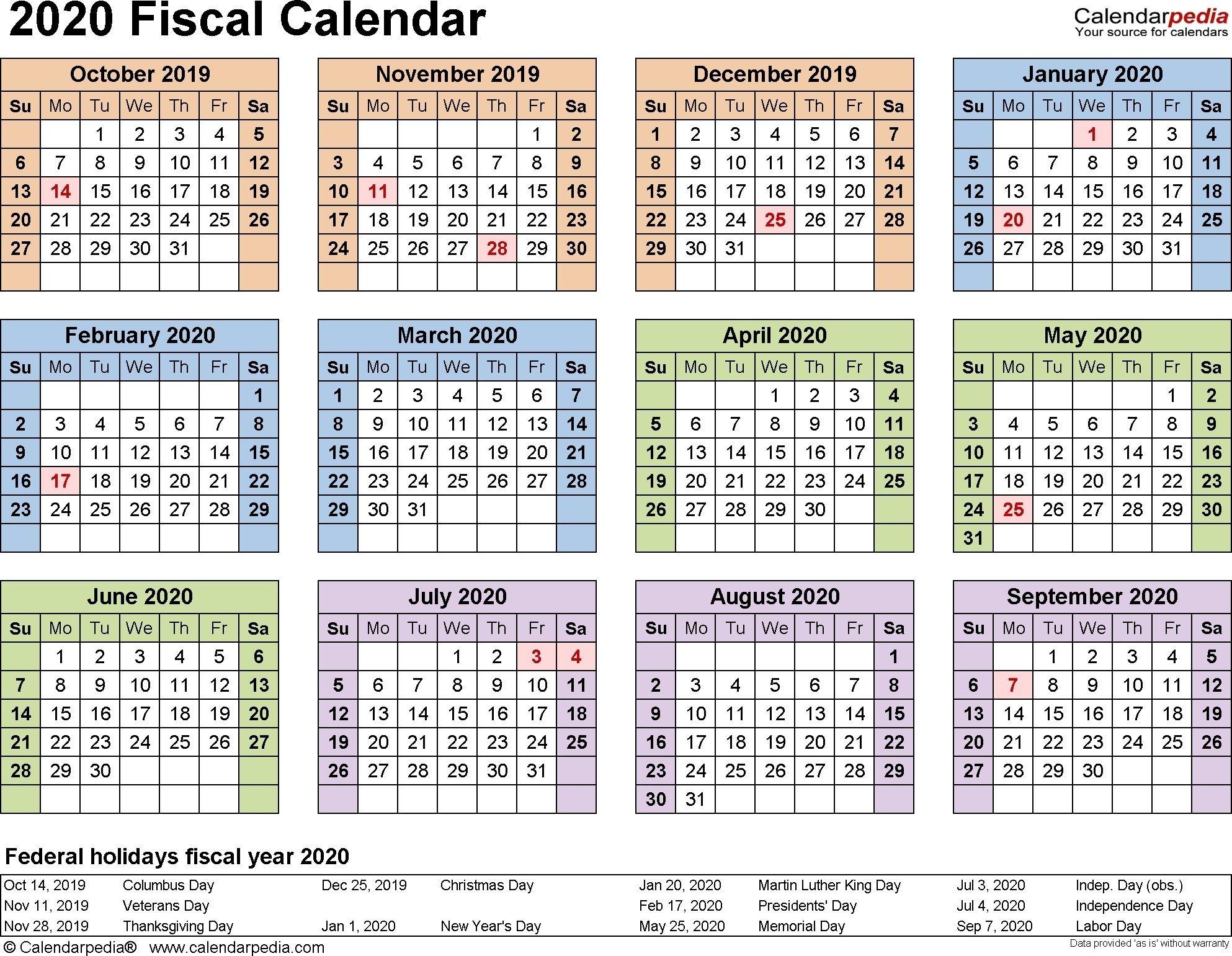 2019 2020 Financial Year Calendar In 2020 | Payroll Calendar  18/19 Financial Year Dates