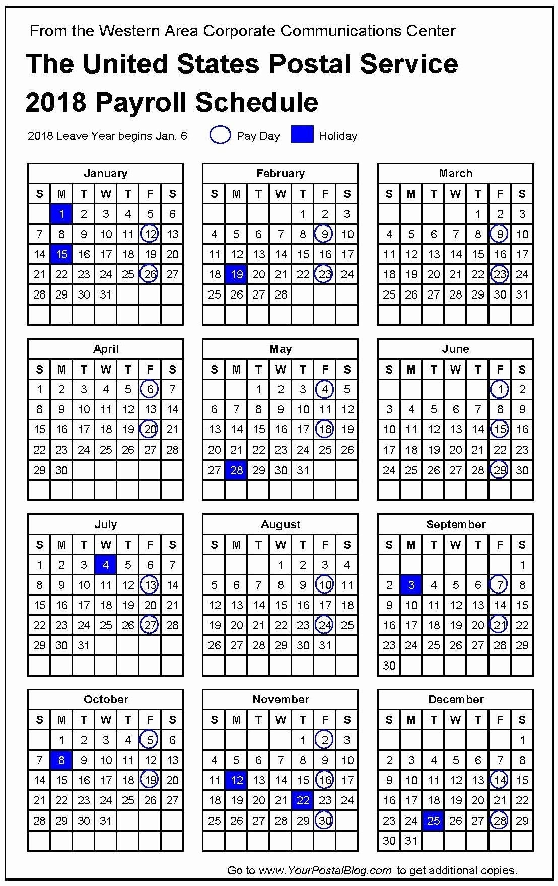 2019 Payroll Calendar Template Unique Usps Pay Period  Usps Pp Calendar