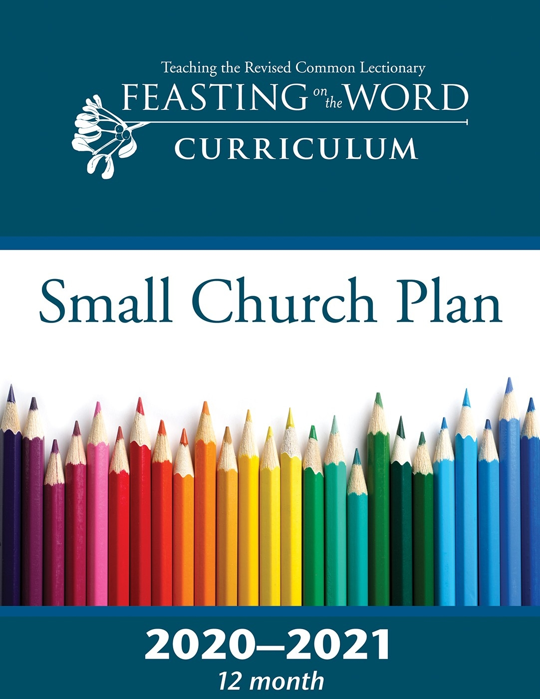 2020–2021 Small Church Plan 12 Month Downloadable  2021 Lectionary Schedule