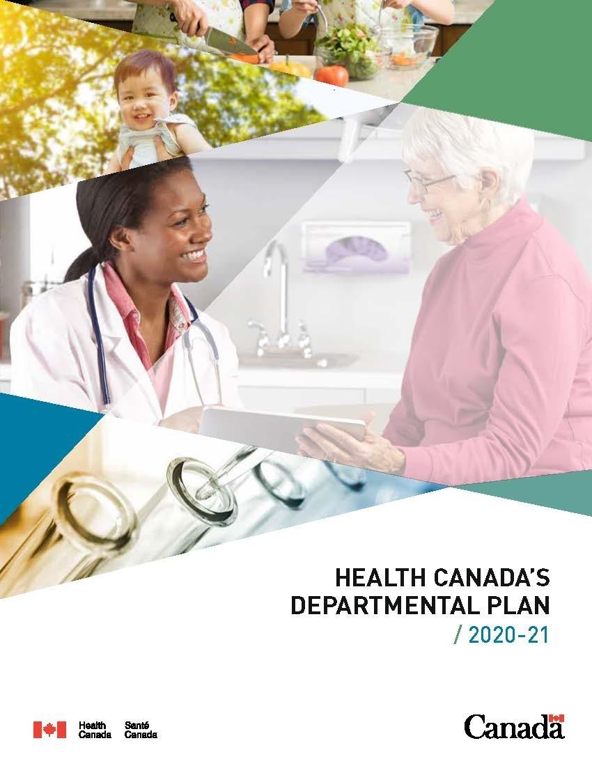 2020–21 Departmental Plan: Health Canada - Canada.ca  Healthcare Recognition 2021
