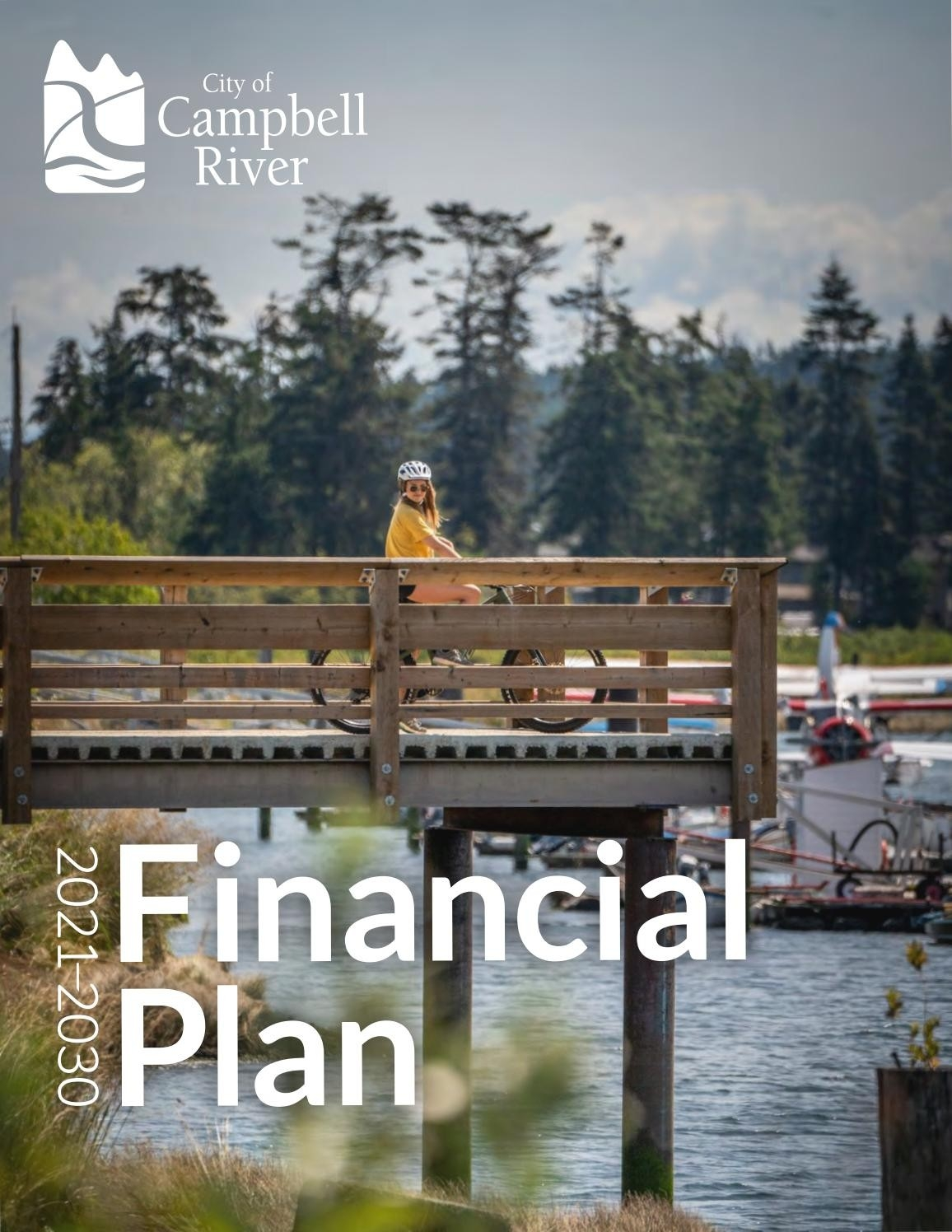 2021-2030 Proposed Financial Plancity Of Campbell River  Rut Forest For 2021 2021 In Ark