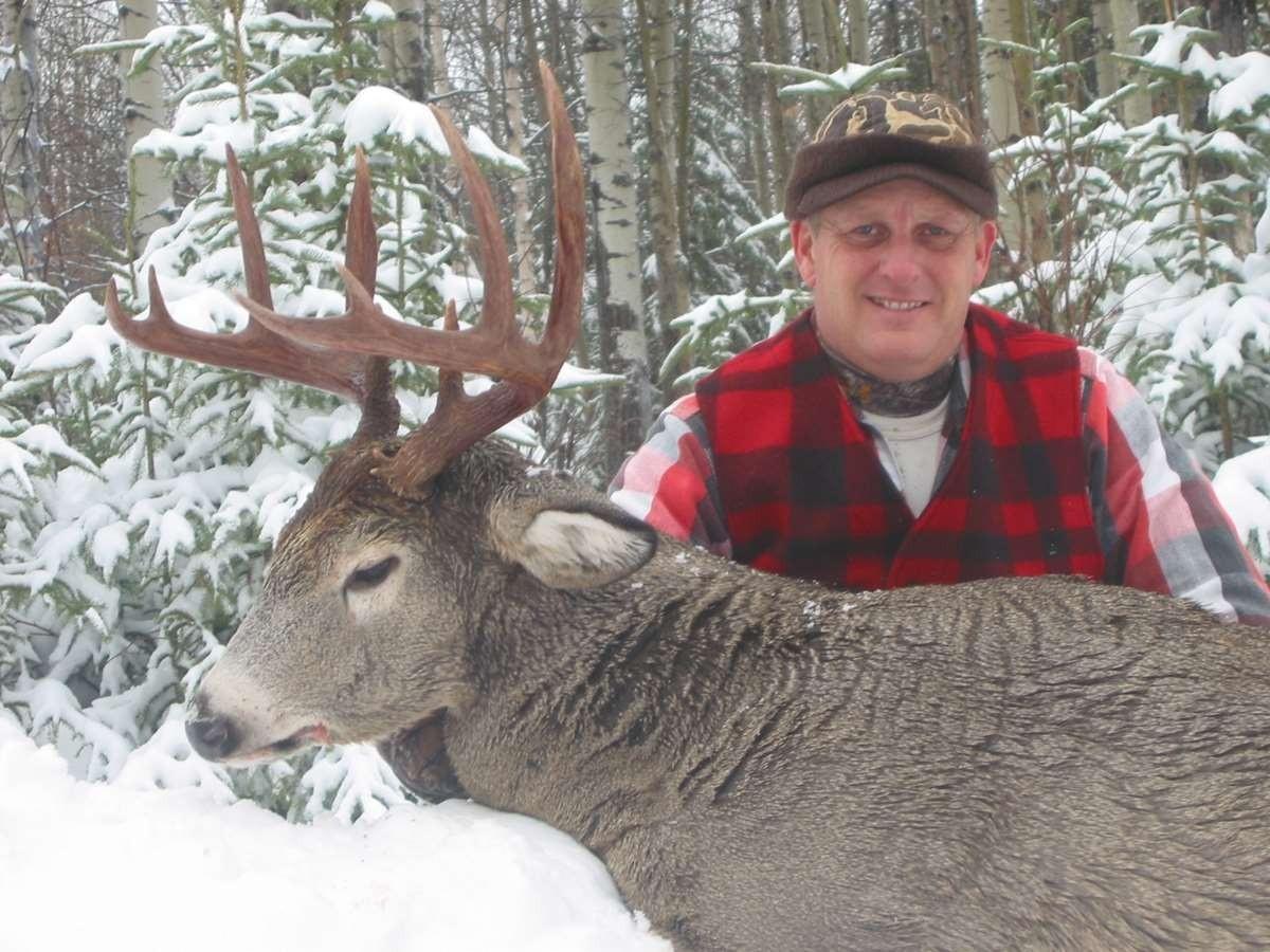 2021 Alberta Whitetail Deer Rut Hunt  2021 Whitetail Rut