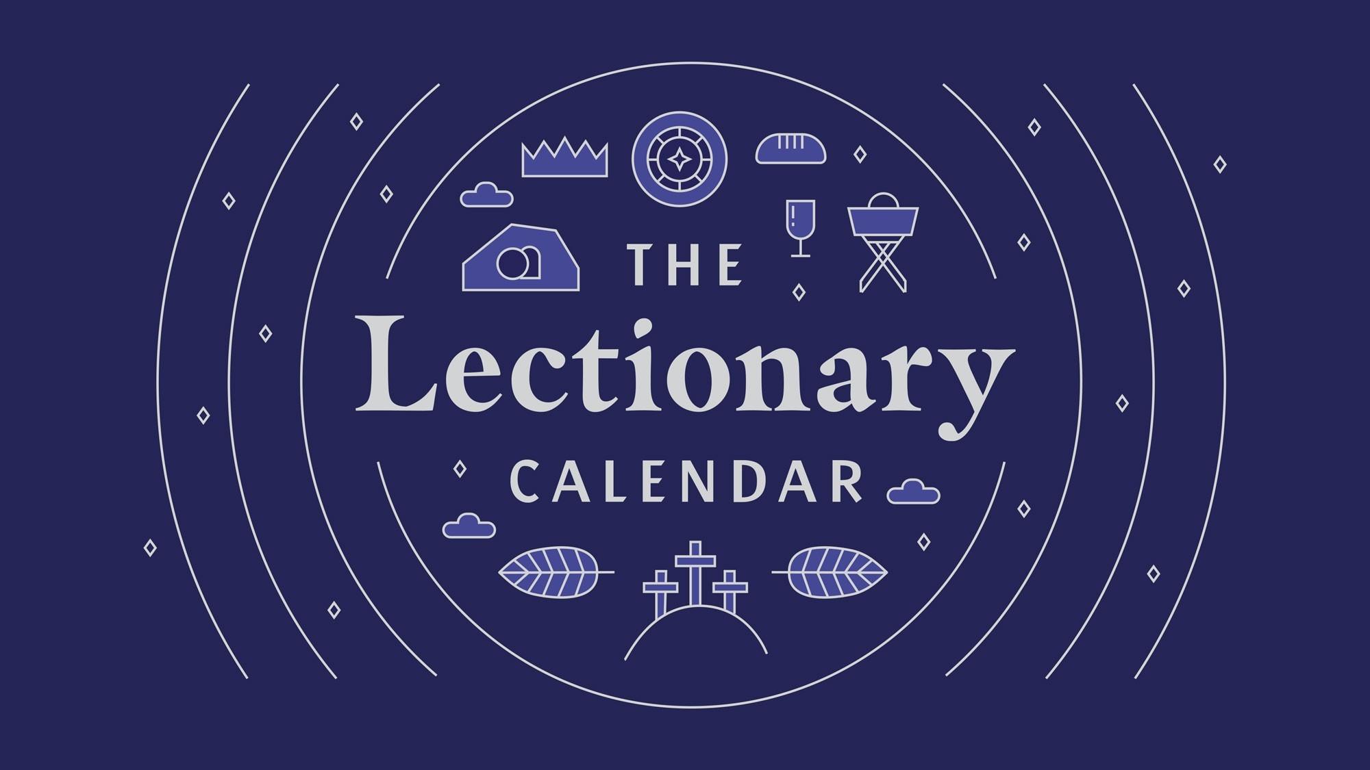 2021 Lectionary Sermon Calendar | Ministry Pass Sermon  Mcsa Common Revised Lectionary 2021