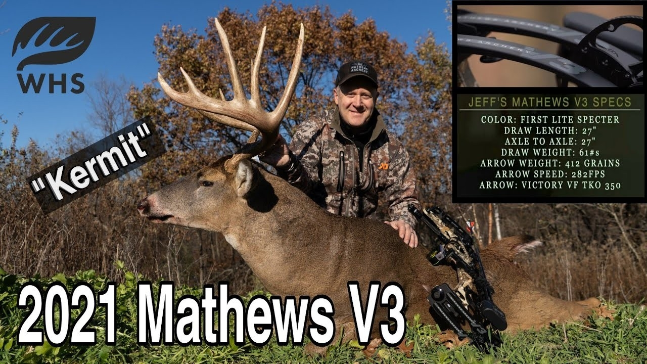 2021 Mathews V3 Review  2021 Deer Rut Forecast