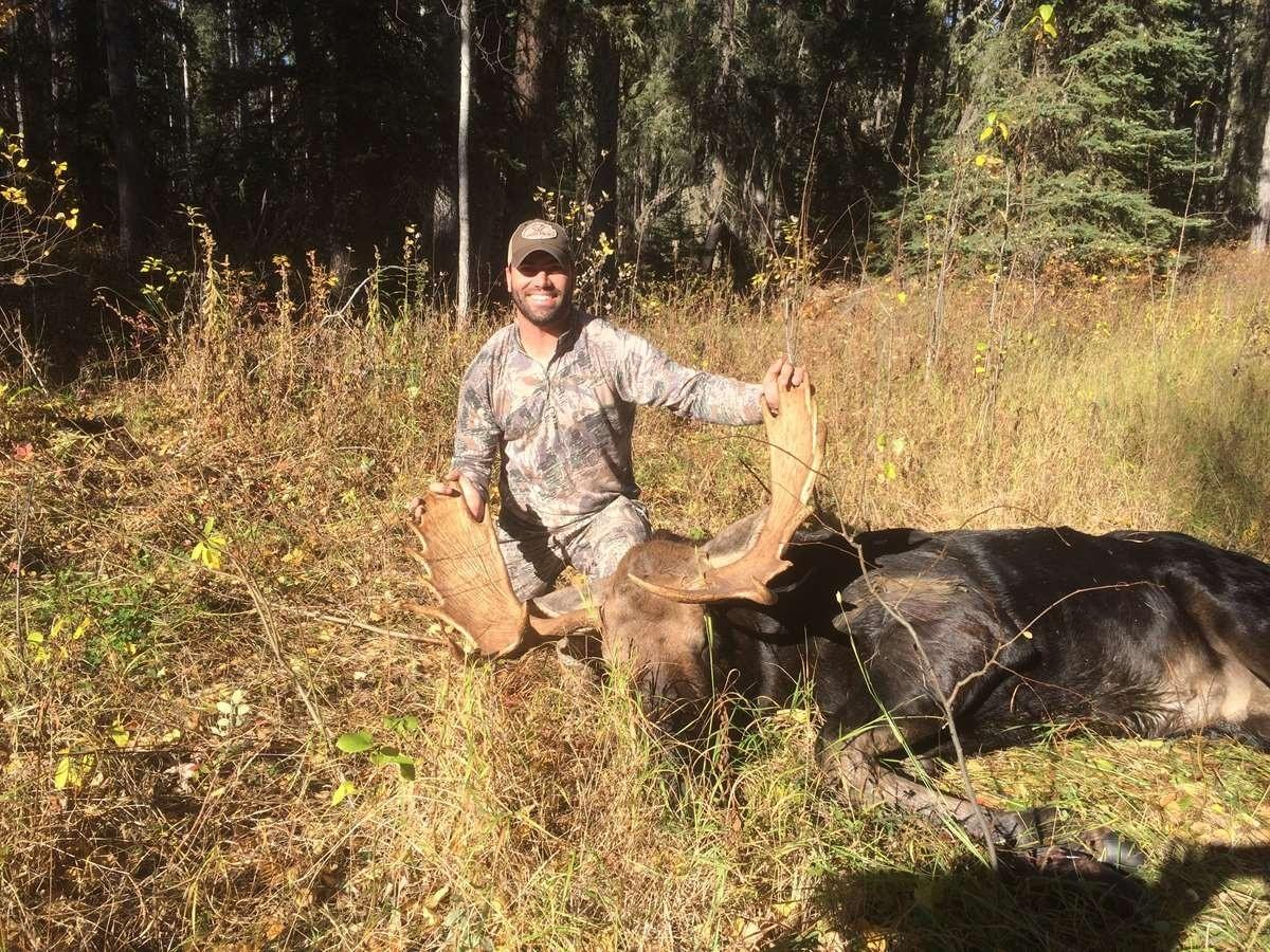 2021 Moose Rut Hunt  Rut For 2021