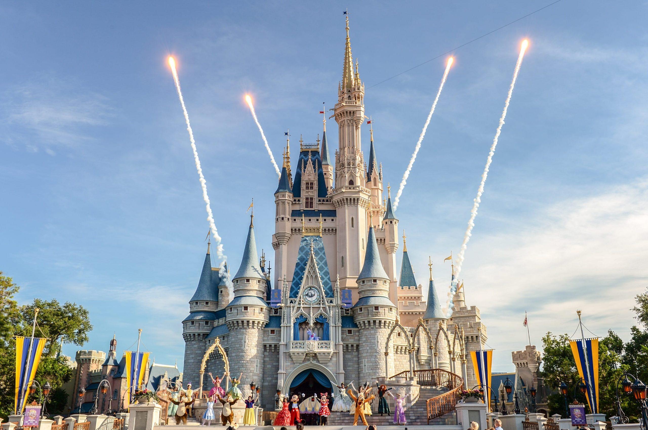 2021 Walt Disney World Resort Reservations And Vacation  Free Disney World Attraction Checklist 2021