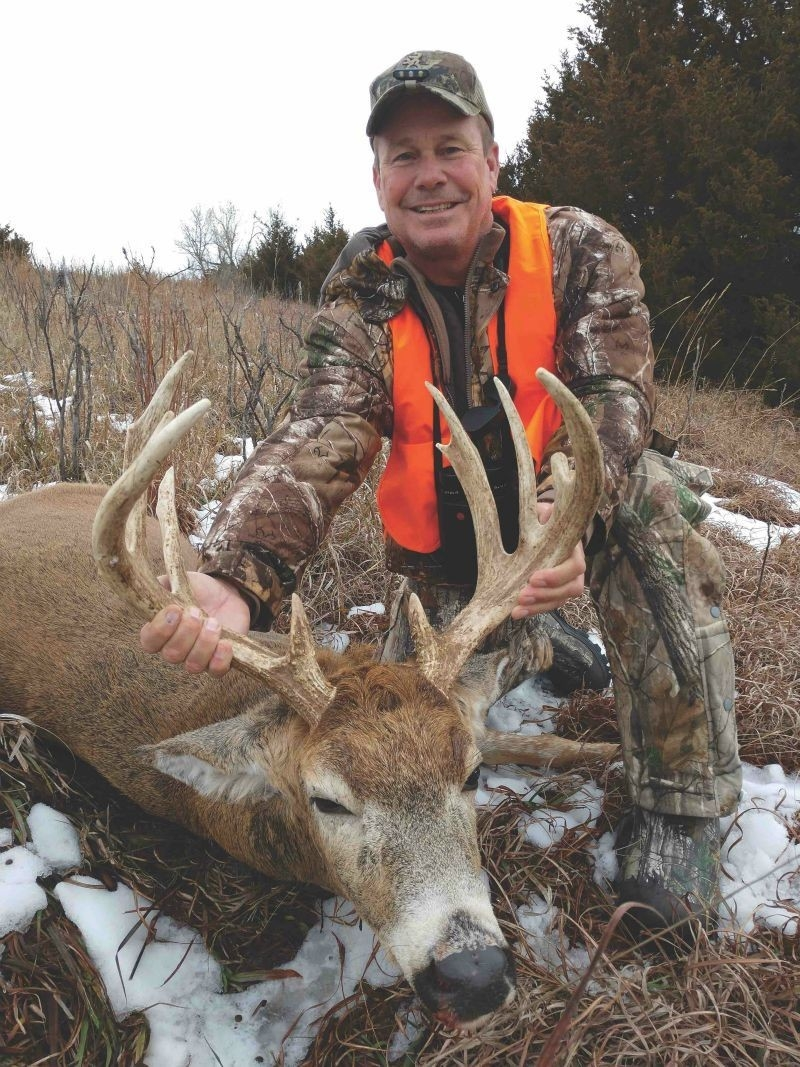 3 Great Whitetail Draw States: Strategize Now! | Grand View  North Kansas Deer Rut Season
