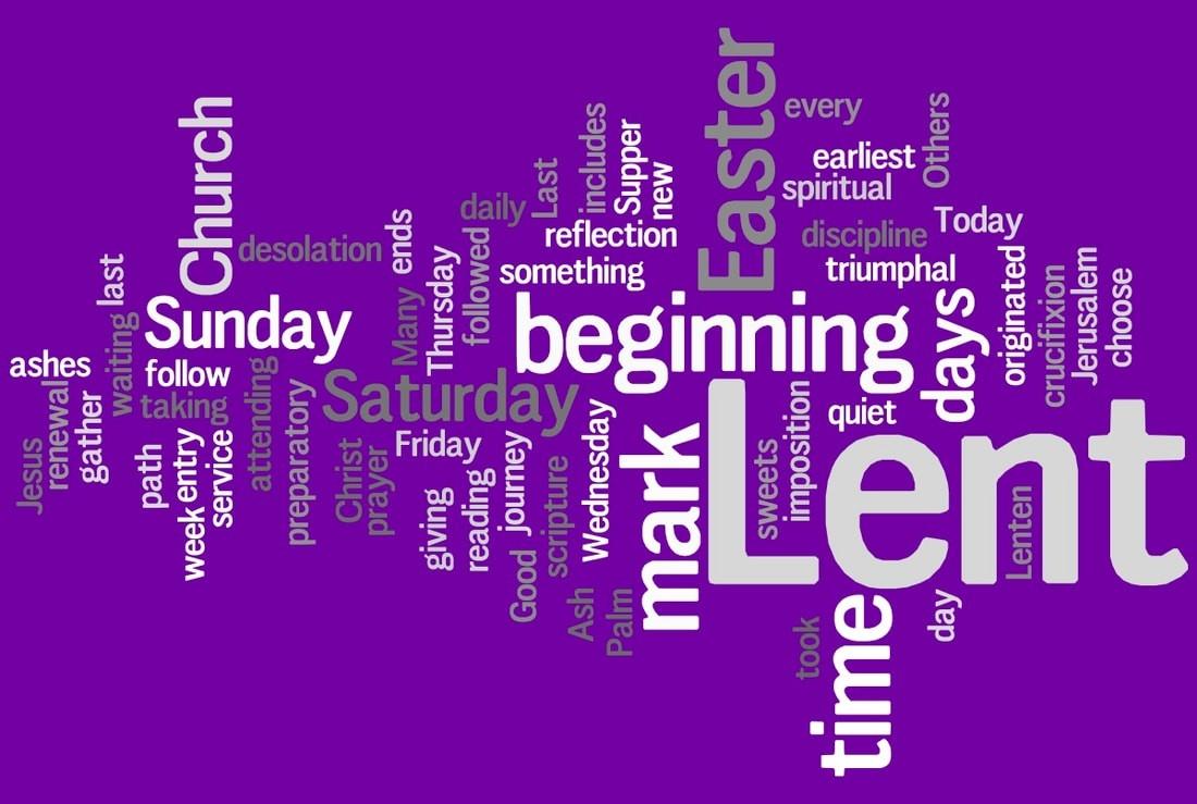 A Lenten Faq - Spirit Of Hope United Methodist Church  Methodist Lent 2020