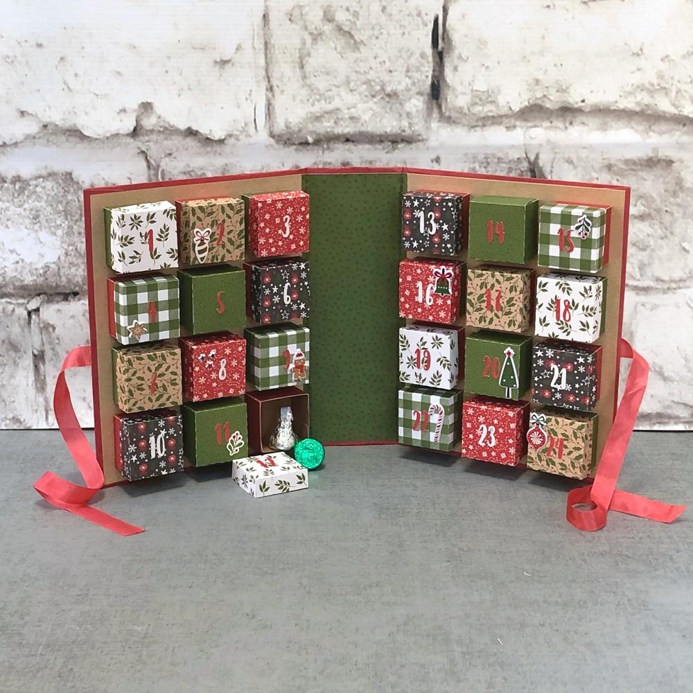 Advent Calendar – Lori Whitlock  Advent Calendar Box