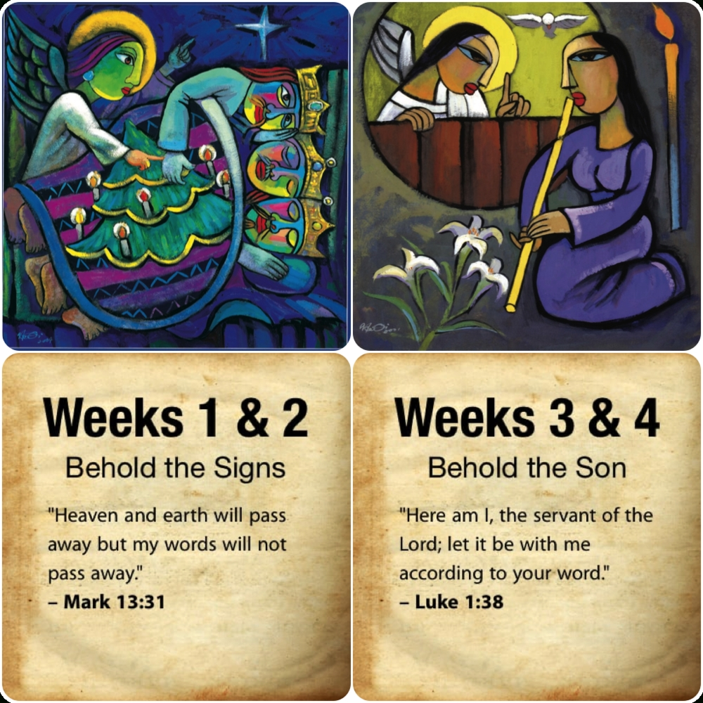 Advent — Faith Inkubators  Mcsa Common Revised Lectionary 2021