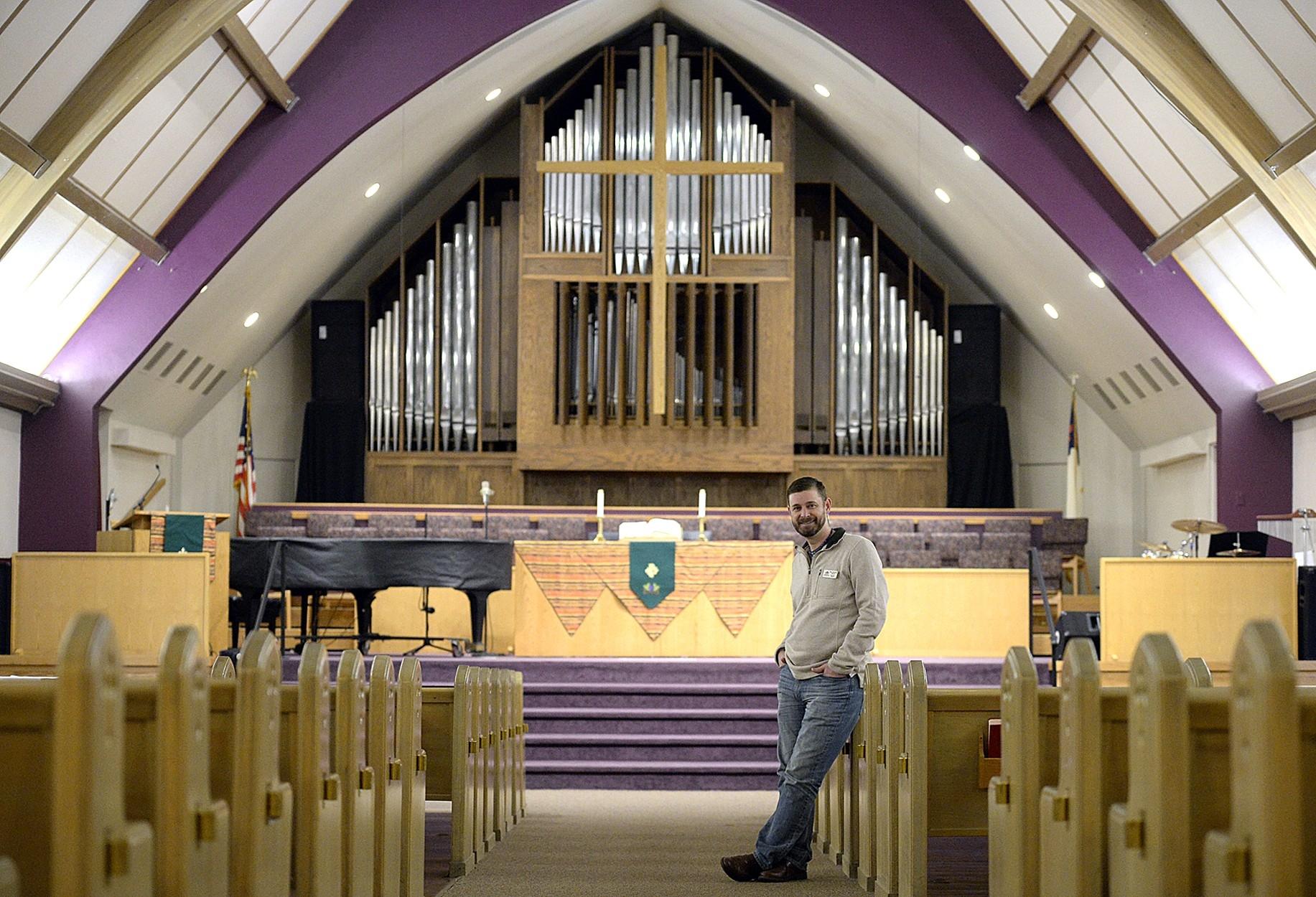 As United Methodist Church Prepares For Split, Local  United Methodist Churches