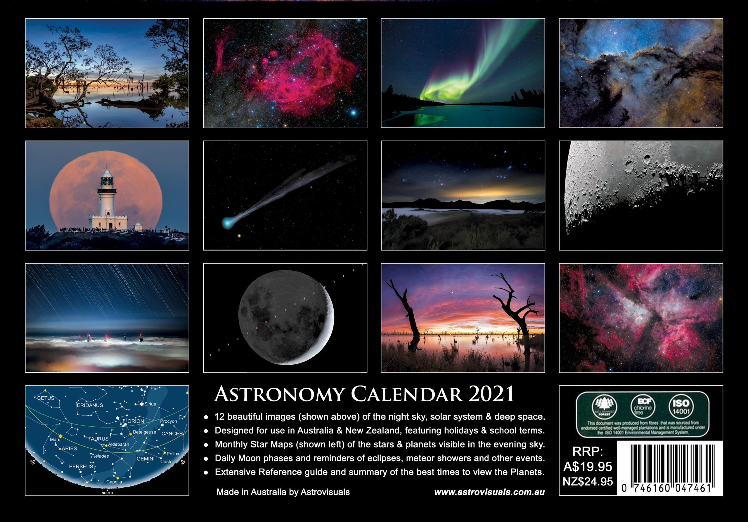 Astronomy Calendar 2021  Solar Calendar 2021