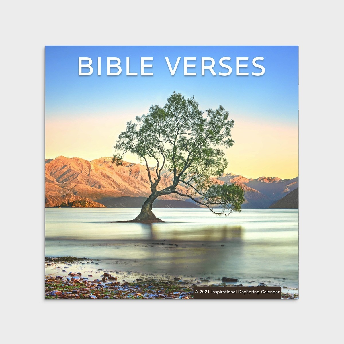Bible Verses - 2021 Wall Calendar  Advent Scriptures 2021