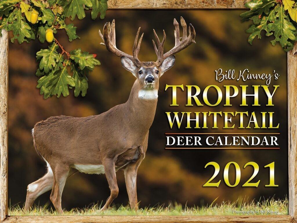 Calendar Page - Billkinney %  Whitetail Rut Prediction 2021