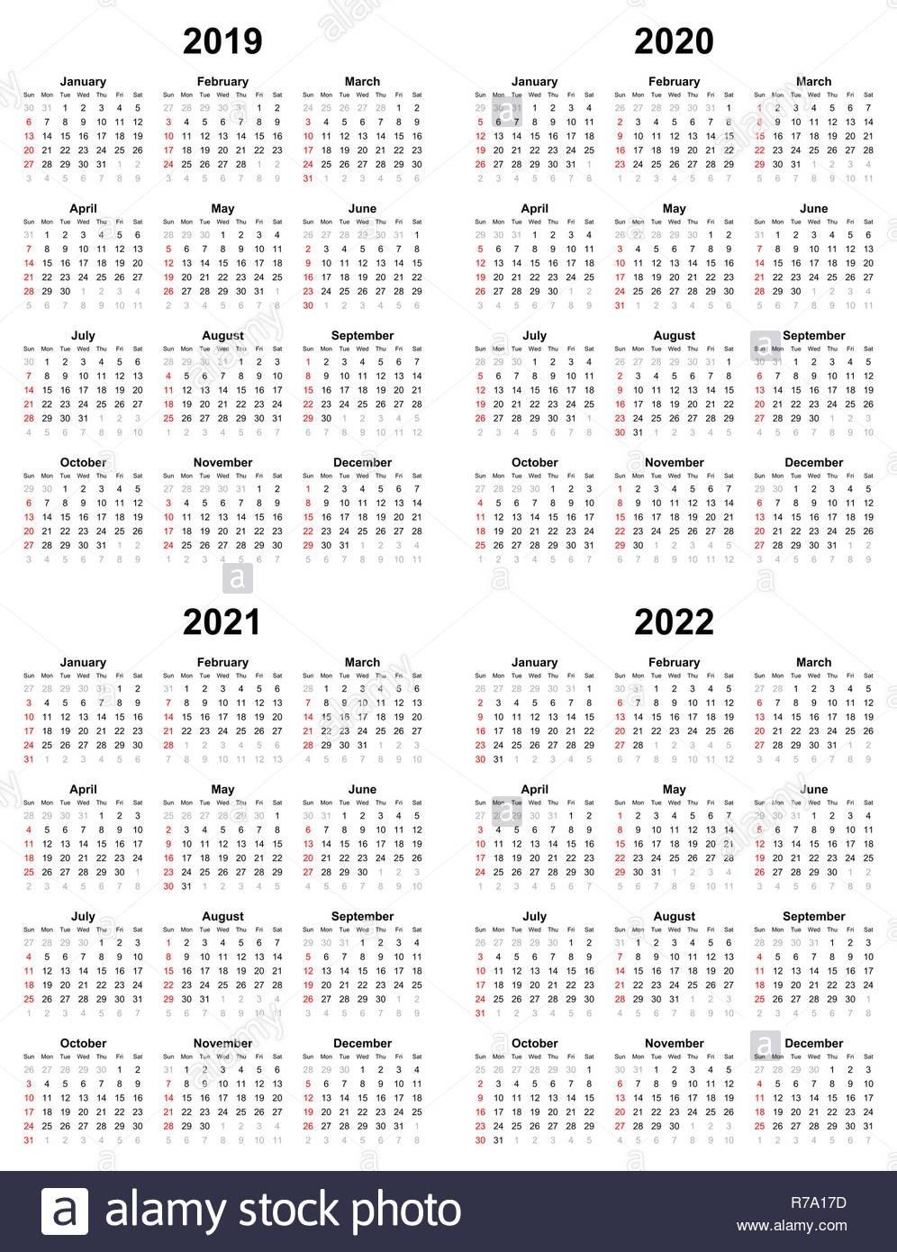 Calendario 2021 2022 Imágenes Recortadas De Stock - Alamy  Dia Juliano 2021