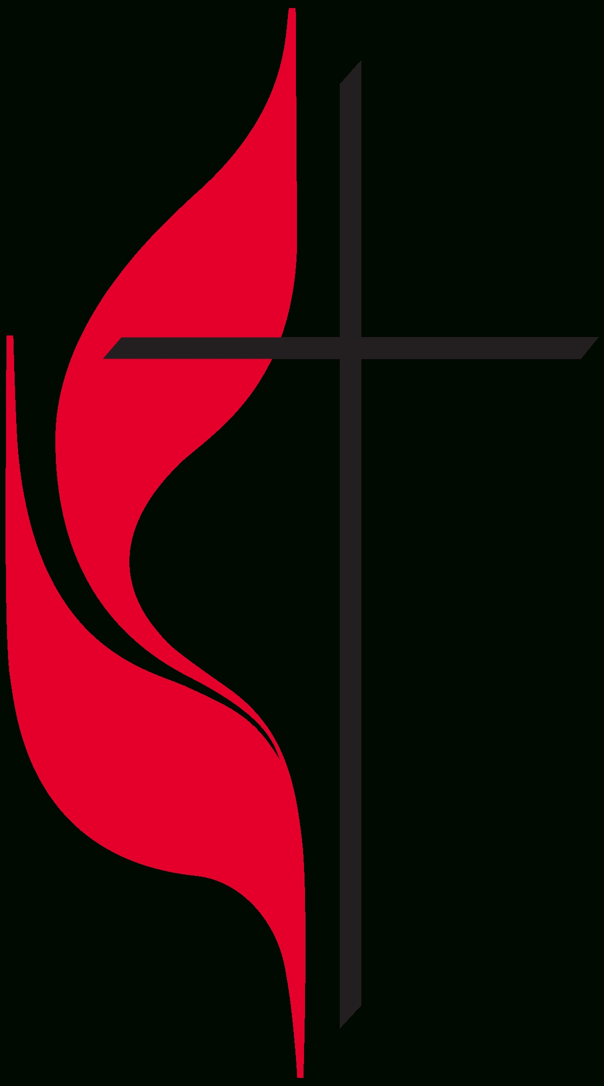 Cross And Flame - Wikipedia  The Colors And Date For The Year In The United Methodist Church For 2021