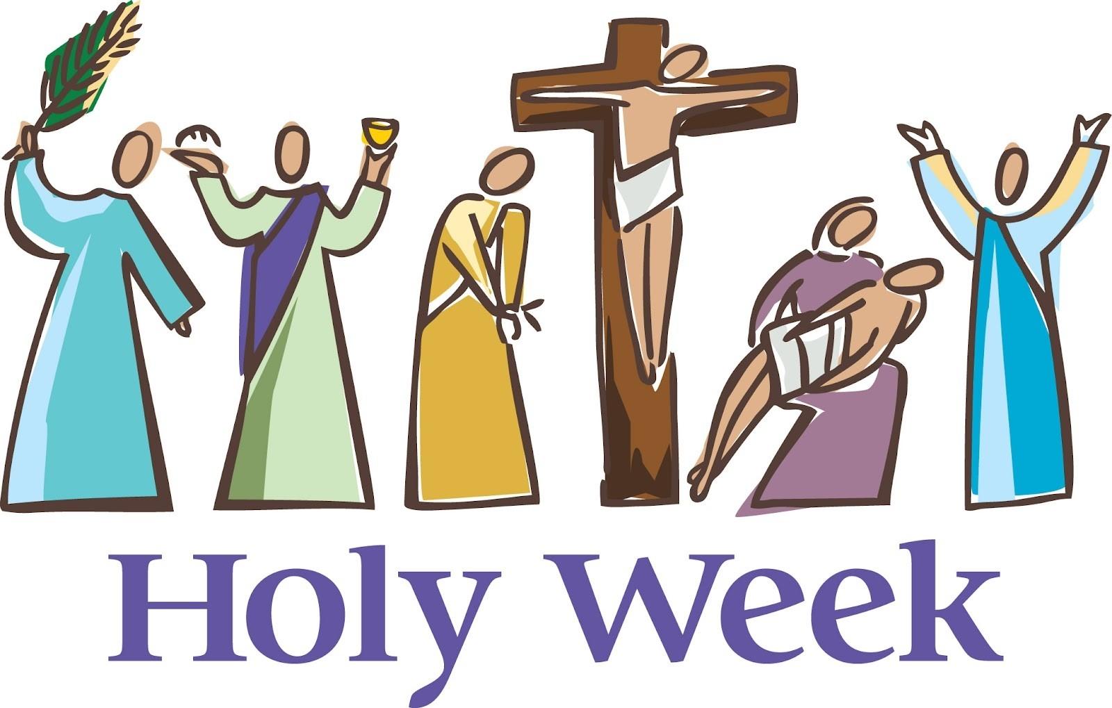 Daily Catholic Devotions: Thursday Of Holy Week  Gbod Lectionary