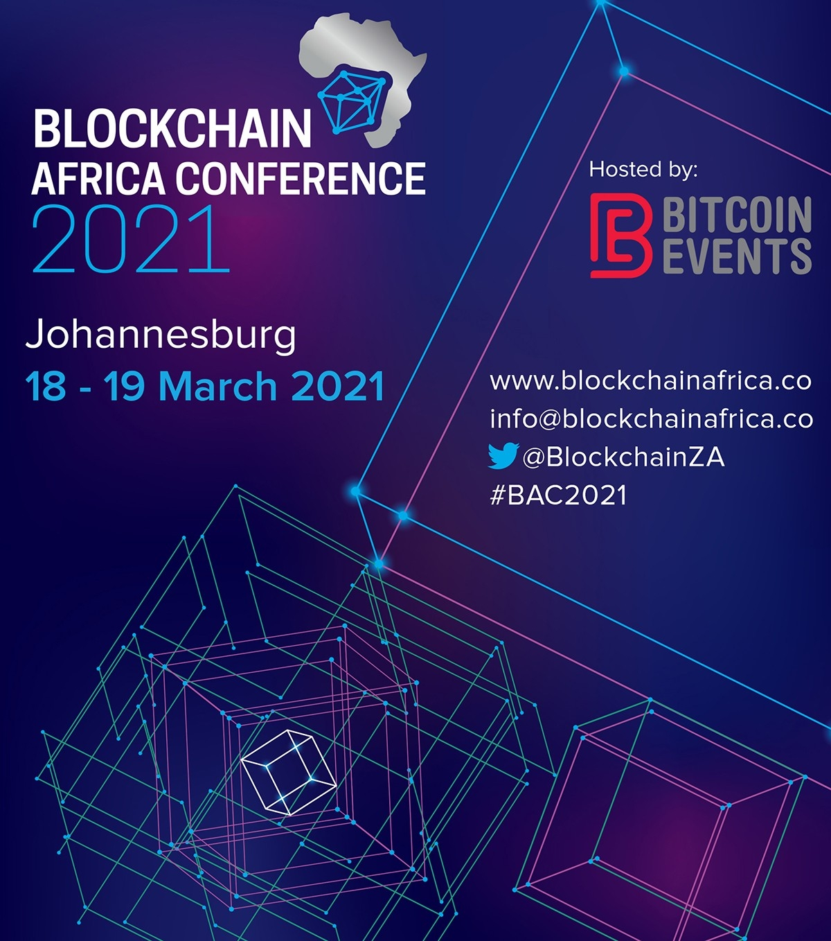 Datafloq - Meet: Blockchain Africa Conference 2021  How Many Weeks In The 2021/19 Financial Year