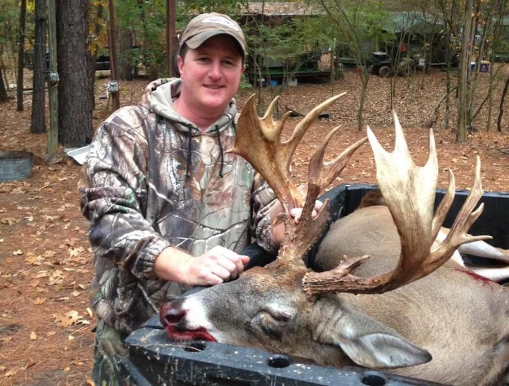 Deer Hunting In Arkansas  Rut Forest For 2021 2021 In Ark