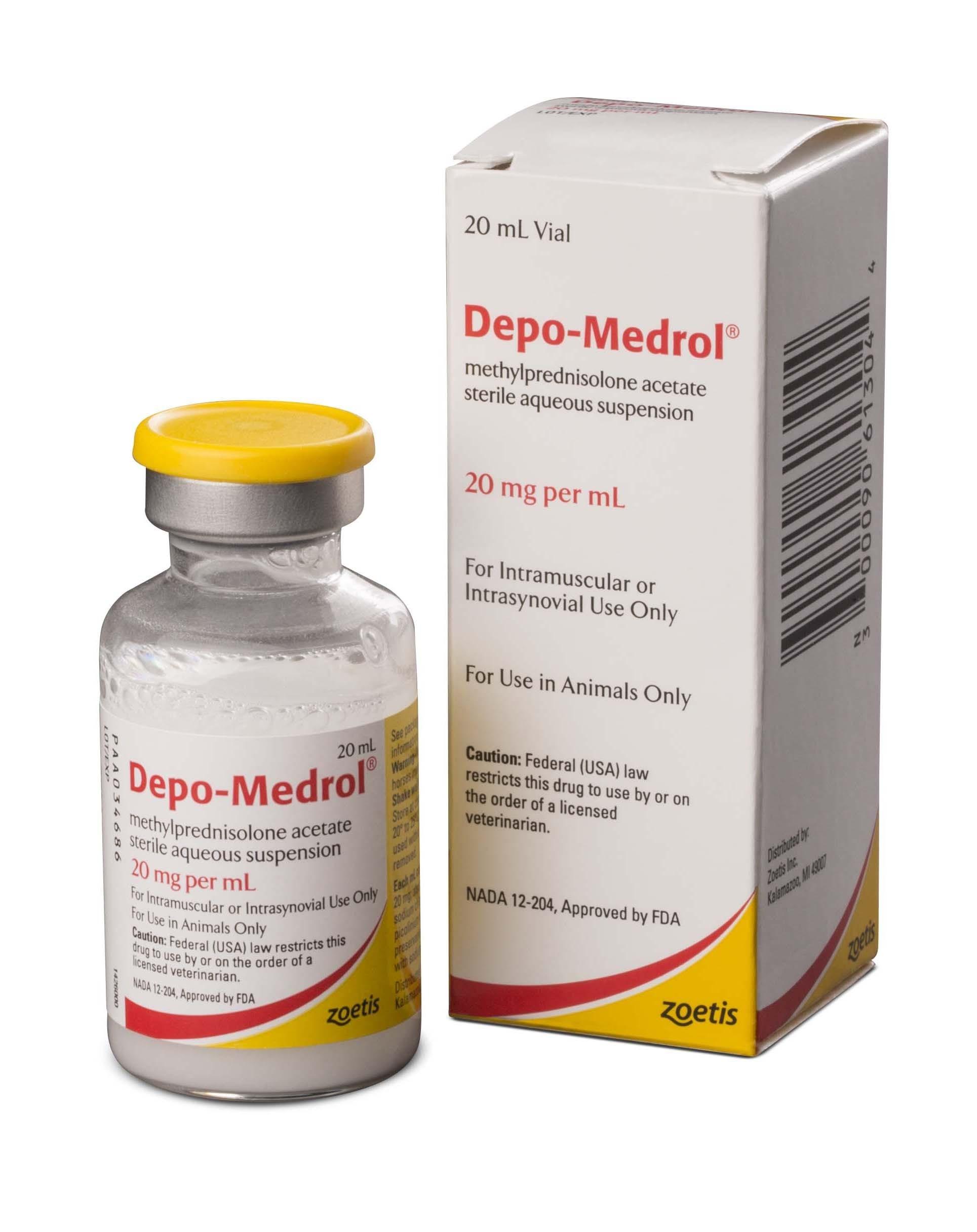 Depo-Medrol | Zoetis Us  Depo Dosage Schedule