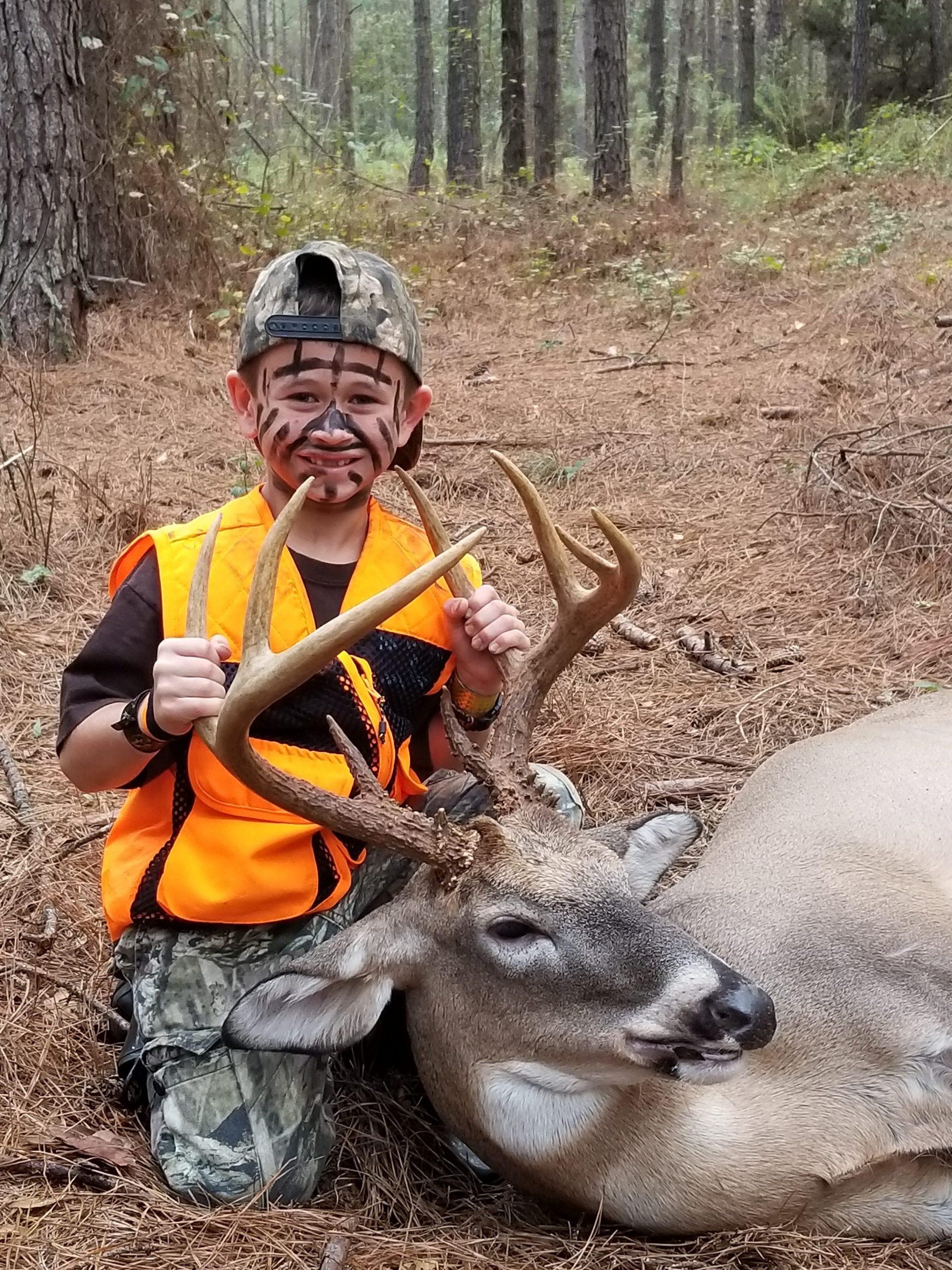 Early Rut For Georgia'S Gun Opener?  Hunting In Georgia Rut
