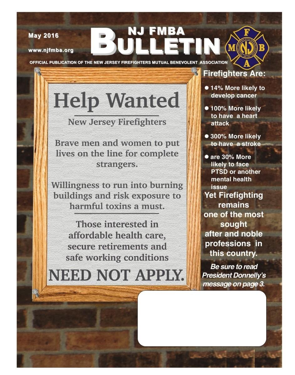 Fmba Bulletin  Firemans Scheule B