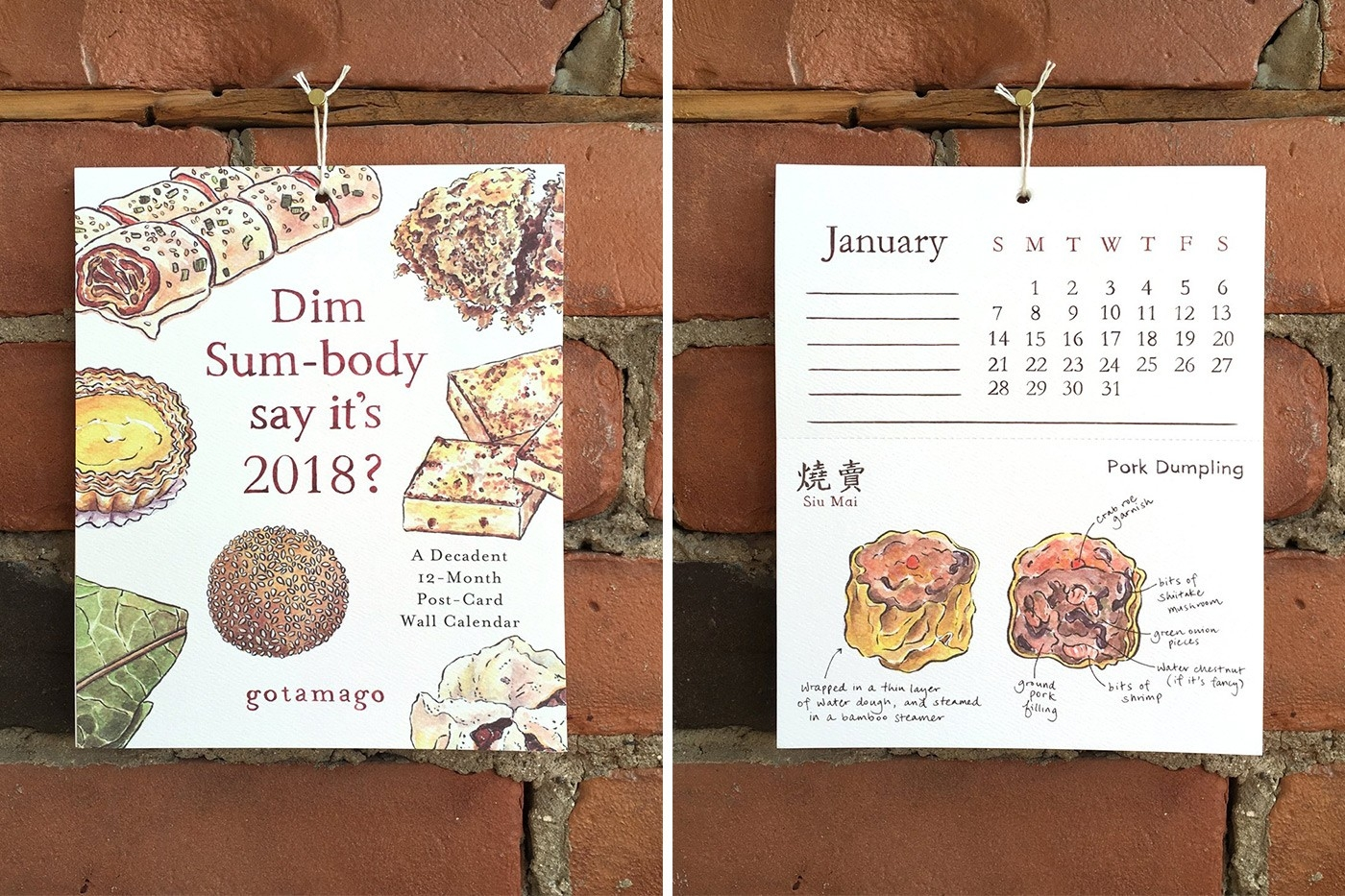 Food Calendars For 2018 | Tasting Table  Food Of The Day Calendar