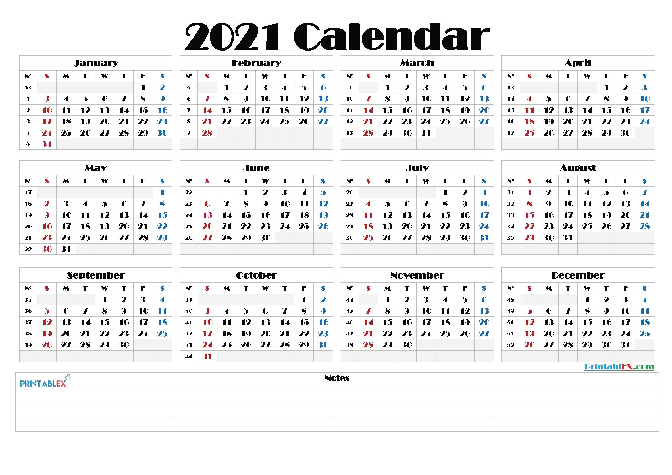 Free Printable 2021 Calendarmonth – Free Printable 2020  Girly Monthly Calendar Printable 2021