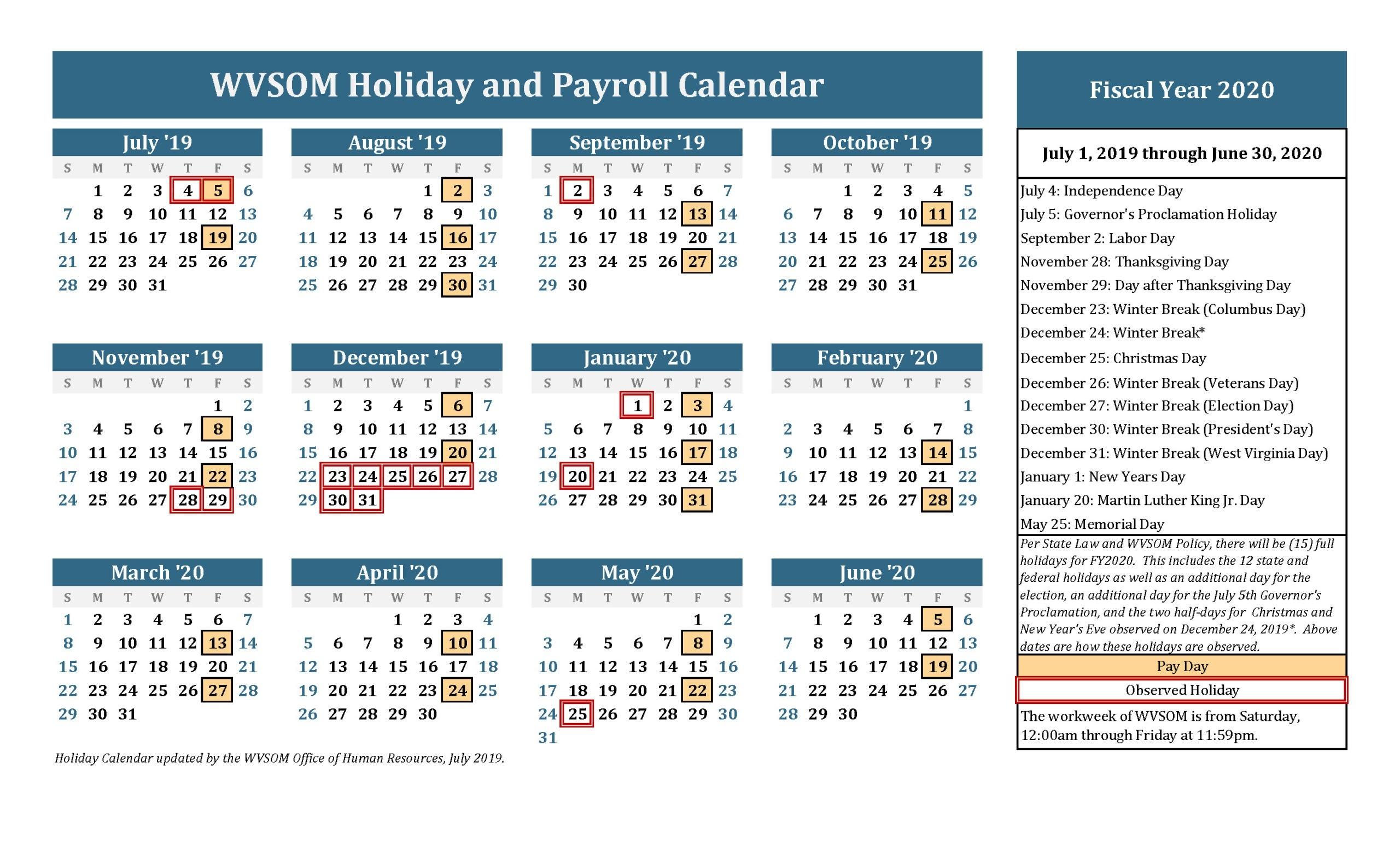 Fsc Financial Services Center Payroll Calendar 2021  Fsc Calendar 2021