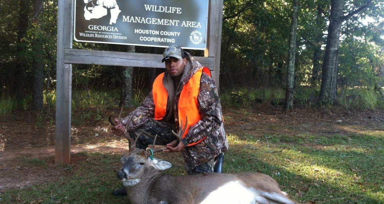 Georgia Rut Breakdown: How To Drop A Bigun This Season  Deer Rutting Season In Georgia