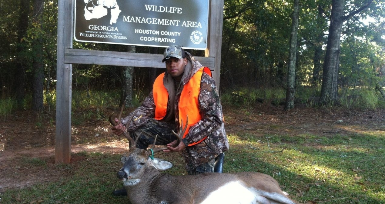 Georgia Rut Breakdown: How To Drop A Bigun This Season  Georgia Deer Rut