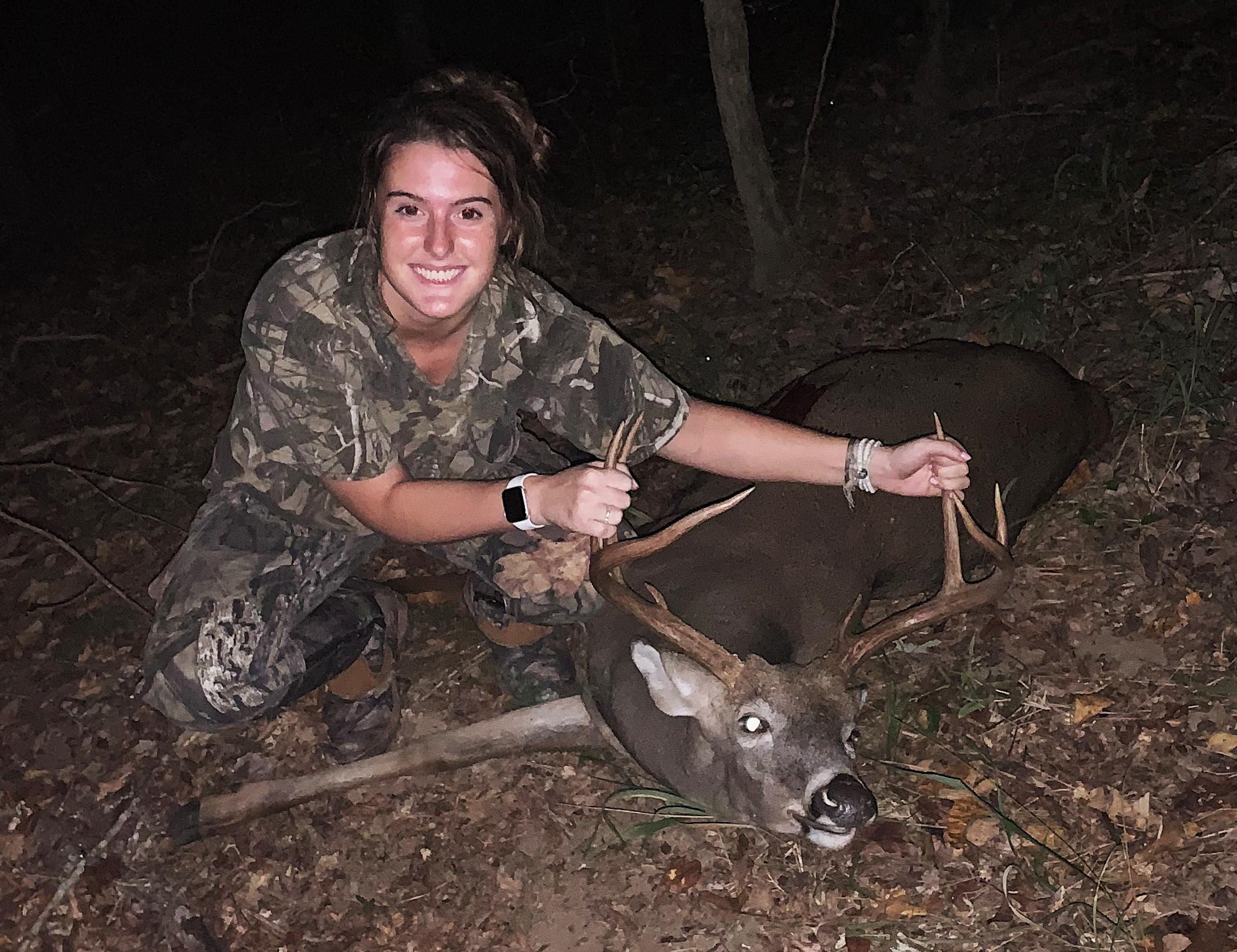 Go Time' In The Georgia Deer Woods  Union County Georgia Deer Rut Date