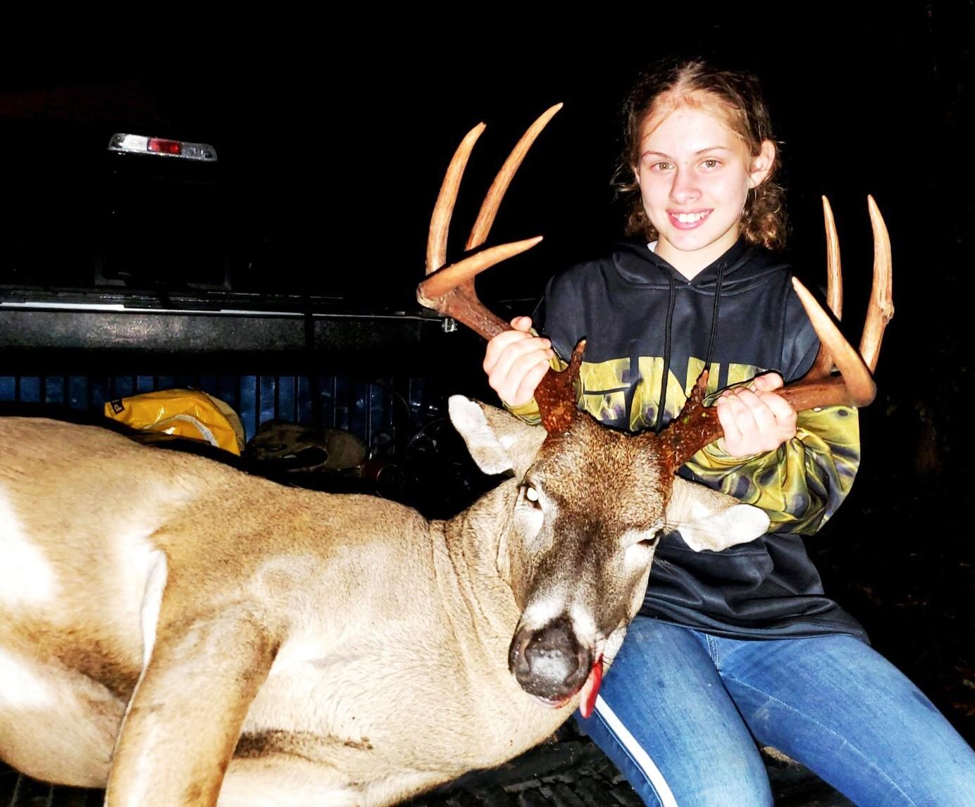 Go Time' In The Georgia Deer Woods  When Is The Peak Off The Rut In Douglas Ga