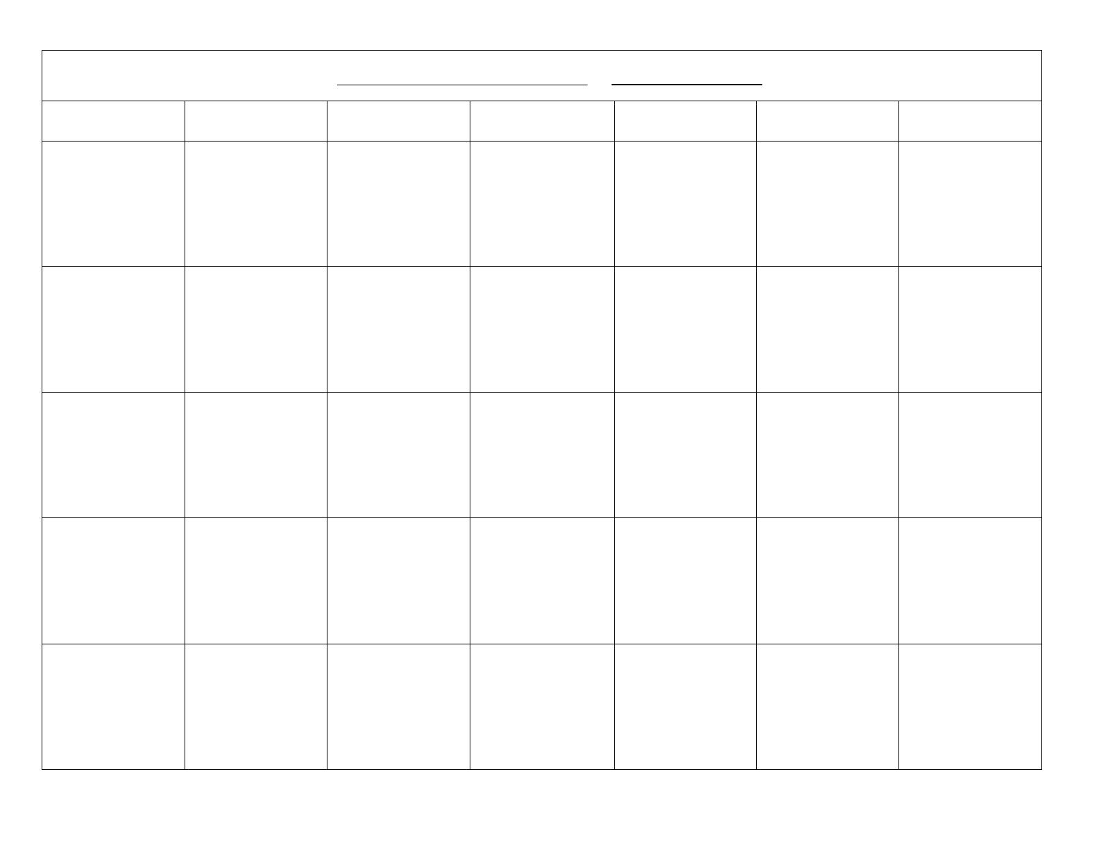 Handwriting Calendar - 30 Day - Monday - Edit, Fill, Sign  Blank 30-Day Calendar
